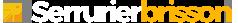 Logo Serrurier A. Brisson Inc.